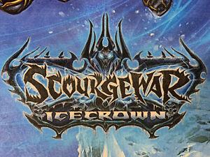 World of Warcraft WoW TCG Icecrown Set Rares/Epics CHOOSE YOUR CARDS!
