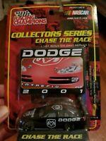 #BLACK TEST CAR DODGE INTREPID 2001 RACING CHAMPIONS 1/64