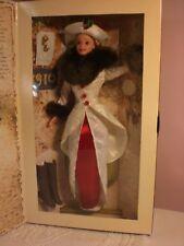 Mattel - Barbie - 1995 Holiday Memories Barbie by Hallmark