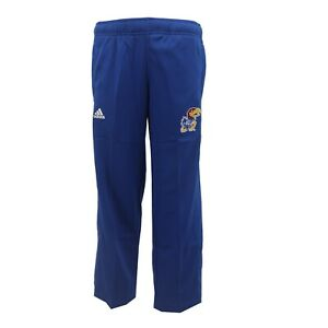 Kansas Jayhawks Official NCAA Adidas Kids Youth Size Athletic Pants New Tags
