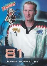 2002-03 German Augsburg Panthers Postcards #21 Oliver Schmeiche