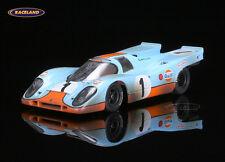 Porsche 917K Gulf 24H Daytona 1970 Siffert/Redman - verschmutzt, Minichamps 1:43