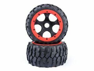 Rovan Gravel Buggy Wheels Rear Pair for HPI Baja 5B, RV, KM Buggy