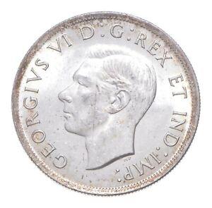Better Date - 1939 Canada 1 Dollar - SILVER *280