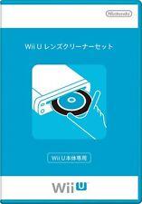 Nintendo Official Wii U Lens Cleaner Set Cleaning Kit