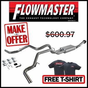 "Flowmaster 17368 2000-2003 Tahoe Yukon 4.8L/5.3L 2.5"" Cat-Back Dual Exhaust Kit"