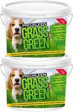 More details for 5kg lawn fertiliser feed food lawn nutrients grass greening turf growth