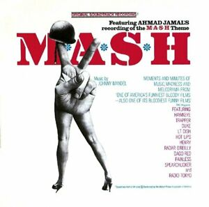 Johnny Mandel – M*A*S*H    (O.s.t.)  Soundtrack     New cd  in seal