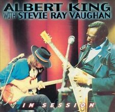 Albert King, Stevie Ray Vaughn, In Session, Excellent Live