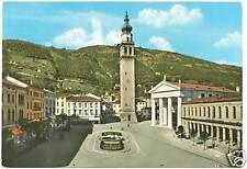 VALDOBBIADENE - PIAZZA MARCONI (TREVISO) 1960