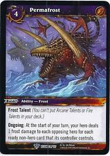 World of Warcraft WOW TCG Reign of Fire: Permafrost x 3