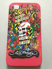 SOFT-FEEL HARD BACK CASE / COVER FOR APPLE iPHONE 4 4S - STUNNING TATTOO DESIGN
