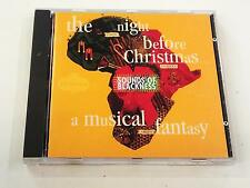 SOUNDS OF BLACKNESS THE NIGHT BEFORE CHRISTMAS CD
