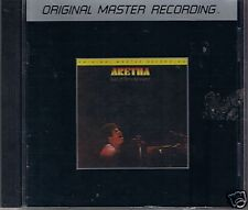 Franklin, Aretha Live at Fillmore West MFSL Silver CD