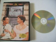 The Apartment (Dvd) (Exc) 1960 (2001) Comedy Jack Lemmon Shirley MacLaine Wilder