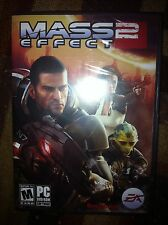 Mass Effect 2  PC Brand New & sealed Free Shipping