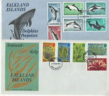 FALKLAND ISLANDS QUEEN ELIZABETH FIRST DAY COVERS 11 [ FROM1977 TO 1980 ]