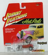 Johnny Lightning Hot Rods 1927 Ford T-Bucket Roadster Summer Cruiser 1:64 E