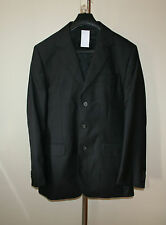 NEW BEST De La Redoute Men Gorgeous Dark Grey Formal Jacket Sz M / UK 38