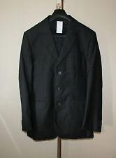 BNWT BEST De La Redoute Men Gorgeous Dark Grey Formal Jacket Sz M / UK 38