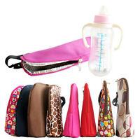 KQ_ Portable Baby Bottle Warmer Travel Infant Milk Feeding Bag Cover Stroller De