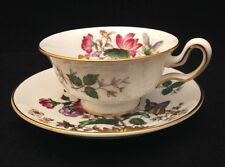 Wedgwood China WD3984 Charnwood White Teacup with saucer
