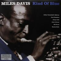 MILES DAVIS - KIND OF BLUE (180 GR.VINYL)  VINYL LP NEW+