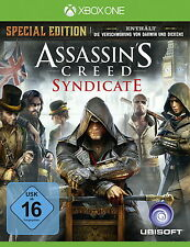 Assassin's Creed: Syndicate -- D1 Special Edition (Microsoft Xbox One, NEU & OVP