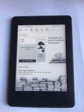 "Amazon Kindle PaperWhite 3 7th Gen 2015 E-Reader DP75SDI 4G WIFI 6"" Black   (165"
