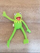 "Kermit The Frog Nanco Jim Henson 11"" Plush Muppet vintage"