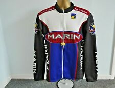 PARENTINI - MARIN CYCLING JERSEY MENS SIZE L