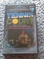 Hammer House Of Mystery And Suspense : Tennis Court. Brent Walker Pre Cert