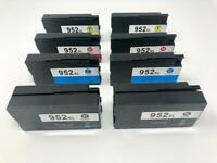8 ink 952XL for HPOfficejet Pro 8715 8716 8717 8718 8719 8720 8724 8730 8740