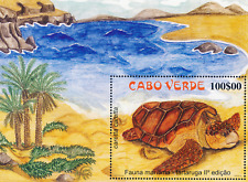Cabo Verde - 2002 - Turtles