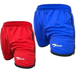 QUICK ACTIVE DRY GYM BODYBUILDING TRAINING RUNNING SHORTS MENS CASUAL SPORT PANT