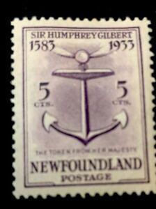 1933 Canada Stamp. 216.  5 Cents. Queen Elizabeth Token From Gilbert Island