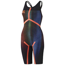 Adidas Donna Adizero XVI Freestyle Schiena Aperta Costume Fina Approvato