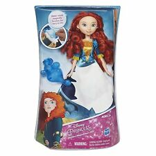 Disney Princess Merida's Magical Story Skirt Doll with Water Wand & Accessories