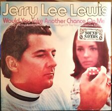 Sealed JERRY LEE LEWIS LP - Would You take Another Chance On Me - Mercury 1971