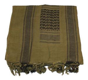 Thunderhead Shemagh Military Tactical Desert Scarf Cotton Keffiyeh Head Wrap TAC