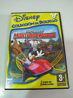 Mountains Russian Vertigo Disney Mickey Mouse - Set PC Cd-rom Edition Spain - 2T