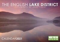 The English Lake District 2021 Wall Calendar
