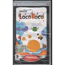 Locoroco ( Loco Roco ) PLAYSTATION Psp Sealed 0711719608615