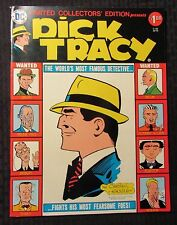 1975 DC TREASURY C-40 DICK TRACY by Chester Gould  VF- 7.5