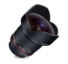Obiettivi grandangolari 15-35 mm a focus manuale per fotografia e video per Sony