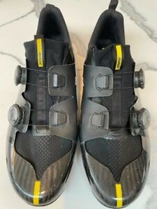 Mavic Comete Ultimate I mens road cycling shoes Size EU46 UK11
