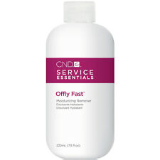 CND Moisturizing Remover ~ OFFLY FAST 7.5Fl oz/ 222ML ~