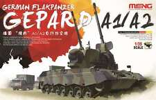 Meng Model 1/35 German Flakpanzer Gepard A1/A2 #TS-030 #030 *New Release*