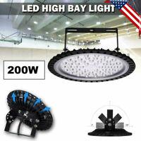 100W UFO LED High Bay Light Factory Warehouse Mining Light 10000 Lumen 6000K IP6