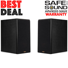 *Open Box* Klipsch Rp600M Bookshelf Speakers - Ebony  Rp-600M (Pair)  . . 